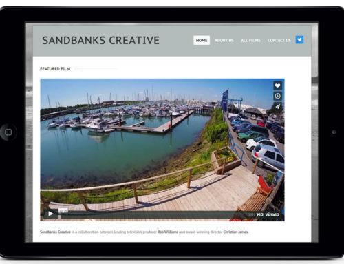 Sandbanks Creative