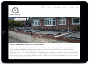 EP builders Stroud Gloucestershire