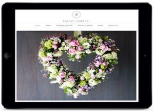 Sabine Darrall Website