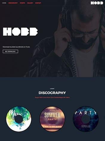Hobbs Website Design Stroud